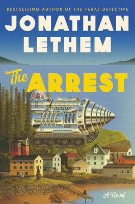 The Arrest: A Novel Cover Image