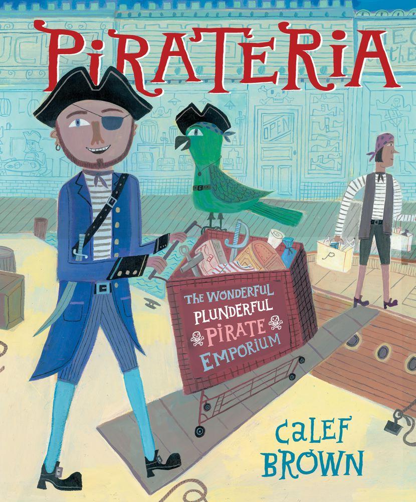 Pirateria Cover