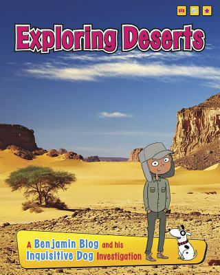Cover for Exploring Deserts (Exploring Habitats)