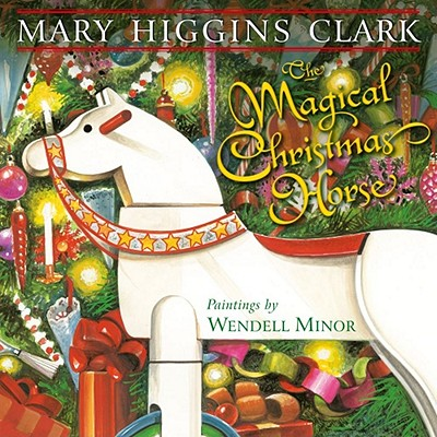 The Magical Christmas Horse Cover