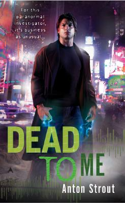 Dead To Me (A Simon Canderous Novel #1) Cover Image