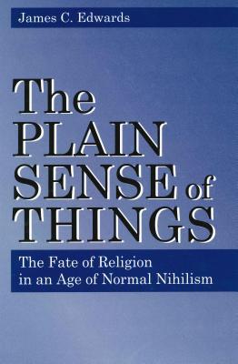 Plain Sense of Things - Ppr. Cover