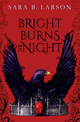 Bright Burns the Night Cover Image