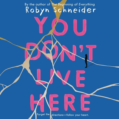 You Don't Live Here Lib/E Cover Image