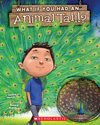 What If You Had Animal Tail? (What If You Had...?) Cover Image
