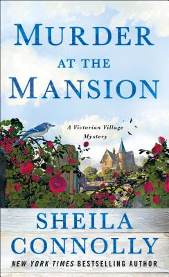 Murder at the Mansion: A Victorian Village Mystery (Victorian Village Mysteries #1) Cover Image