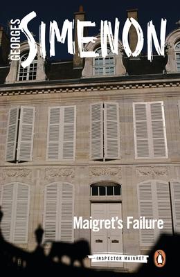 Maigret's Failure (Inspector Maigret #49) Cover Image
