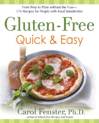 Gluten-Free Quick & Easy Cover