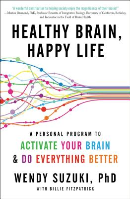 Healthy Brain, Happy Life Cover