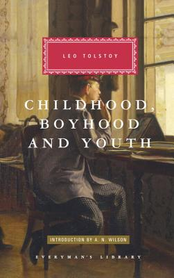Childhood, Boyhood, and Youth Cover Image