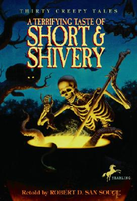 A Terrifying Taste of Short & Shivery Cover