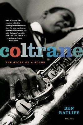 Coltrane: The Story of a Sound Cover Image