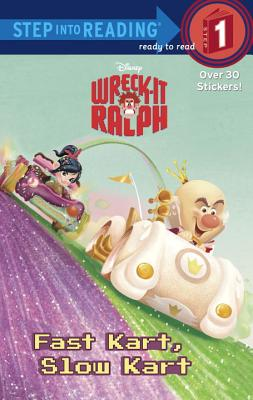 Wreck-It Ralph: Fast Kart, Slow Kart Cover Image