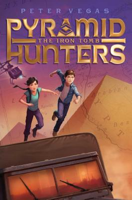 The Iron Tomb (Pyramid Hunters #1) Cover Image