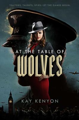At the Table of Wolves (A Dark Talents Novel) Cover Image