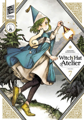 Witch Hat Atelier 7 Cover Image