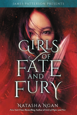 Girls of Fate and Fury (Girls of Paper and Fire #3) Cover Image