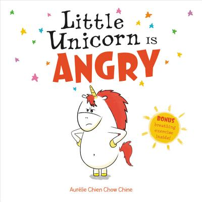 Little Unicorn Is Angry Cover Image