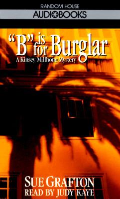 B Is for Burglar Cover Image