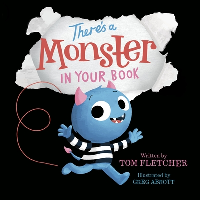 There's A Monster in Your Book (Who's In Your Book?) Cover Image