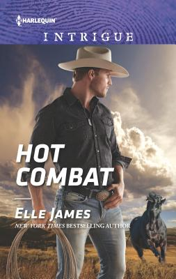 Cover for Hot Combat (Harlequin Intrigue)