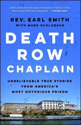 Cover for Death Row Chaplain