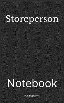 Storeperson: Notebook Cover Image