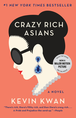 Crazy Rich Asians (Crazy Rich Asians Trilogy #1) Cover Image