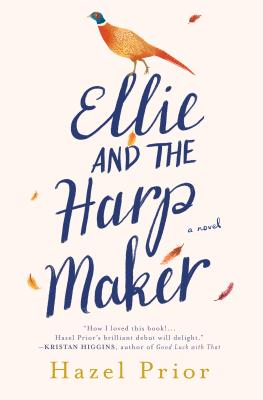 Ellie and the Harpmaker Cover Image