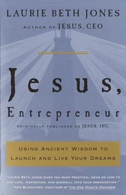 Jesus, Entrepreneur Cover