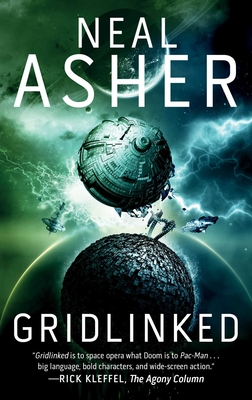 Gridlinked: The First Agent Cormac Novel Cover Image