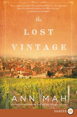 The Lost Vintage: A Novel Cover Image