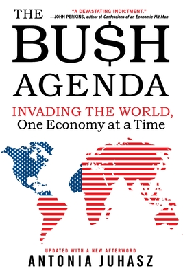 The Bush Agenda Cover