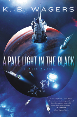 Cover for A Pale Light in the Black