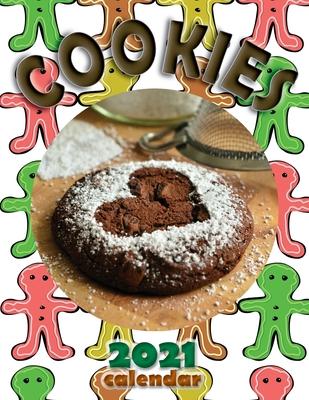 Cookies 2021 Calendar Cover Image