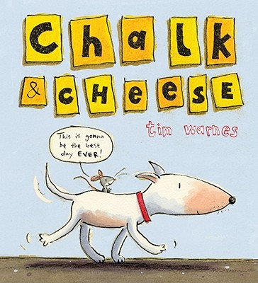 Chalk & Cheese Cover