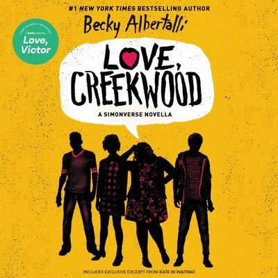 Love, Creekwood: A Simonverse Novella Cover Image