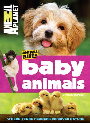 Animal Planet Baby Animals (Animal Bites Series) Cover