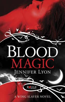 Blood Magic: A Rouge Paranormal Romance Cover Image