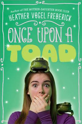 Once Upon a Toad Cover