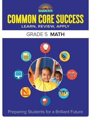 Cover for Common Core Success Grade 5 Math