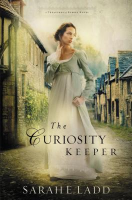 Cover for The Curiosity Keeper (Treasures of Surrey Novel #1)