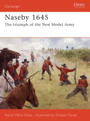 Naseby 1645 Cover