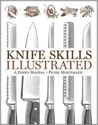 Knife Skills Illustrated Cover