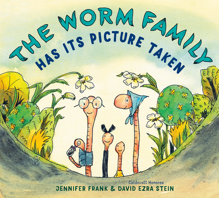 Cover for The Worm Family Has Its Picture Taken