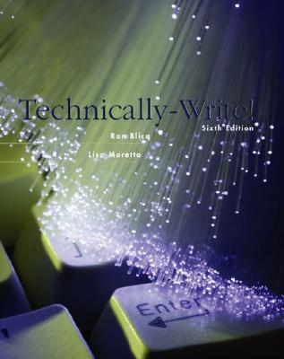 Technically-Write! Cover Image