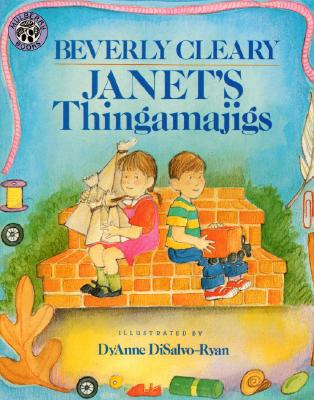 Janet's Thingamajigs Cover Image