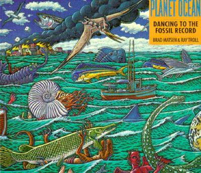 Cover for Planet Ocean