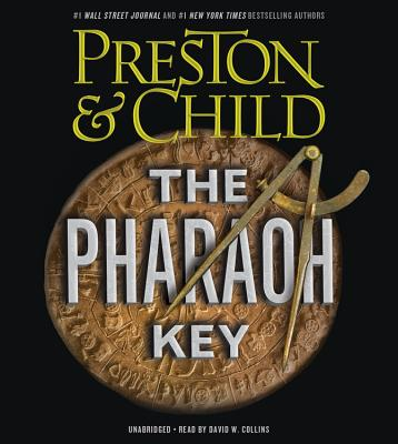 Cover for The Pharaoh Key (Gideon Crew Series)