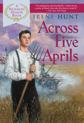Cover for Across Five Aprils